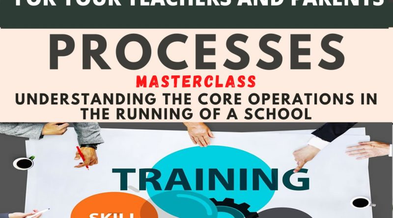 HOW TO DESIGN EFFECTIVE TRAINING FOR YOUR TEACHERS AND PARENTS